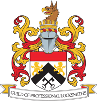 Locks and Leaks 24 ltd coat of arms professional locksmiths